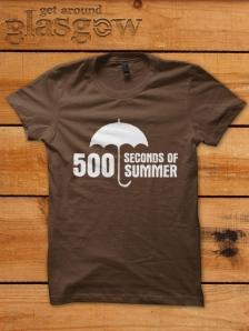 500seconds
