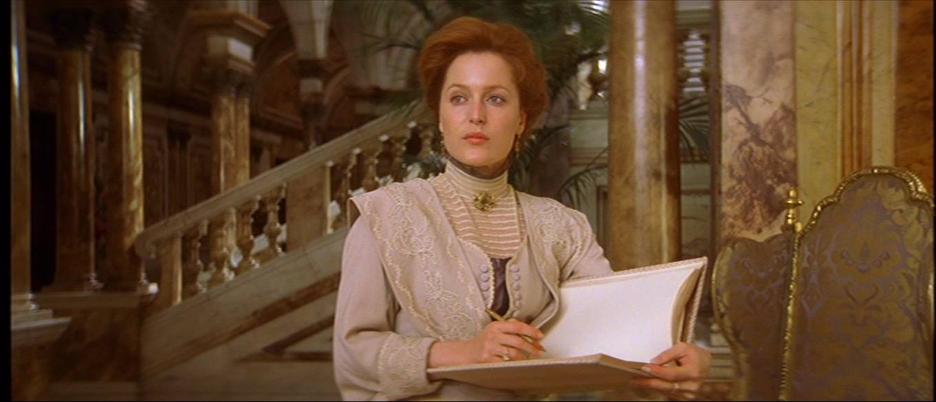 The House Of Mirth Gillian Anderson